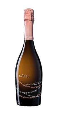 Су'Энту Брют Розовое игристое вино
